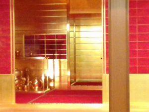 秀吉の黄金の茶室
