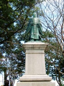 井伊直弼公銅像