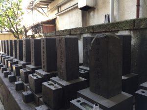 桜田義士の墓