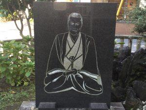 近藤勇座像