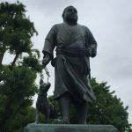 なぜ!東京上野公園の『西郷隆盛』は、犬を連れているの?